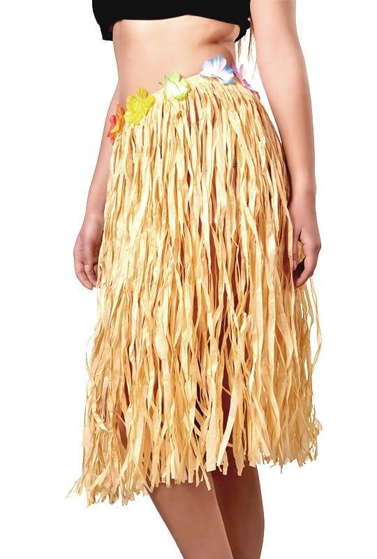 Spódnica hawajska słomkowa Stroje damskie sklep Partybiz